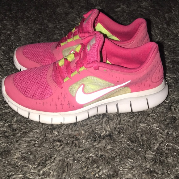 half off a0975 d454d Nike Free Run 3. Size 7 women/ 5.5 youth